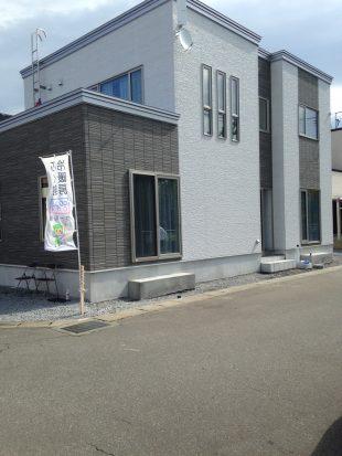 青森市内のkホーム様施工のクール暖の家