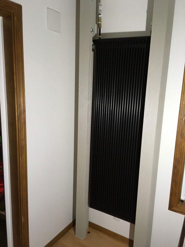 新しいクール暖パネル 黒