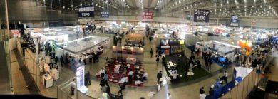 第3回 病院設備・医療機器EXPO2020の会場の様子
